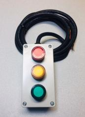 3 Position push button switch