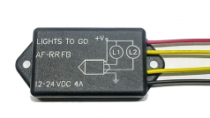 AF-RRFB  Rapid Flashing Pedestrian Beacon Flasher
