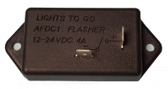 AFDC1  DC Single Light Flasher