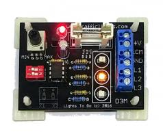 D3 - DC 3 light controller