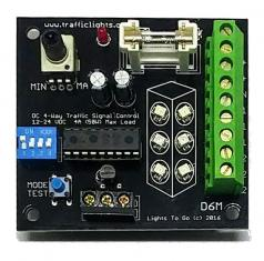 D6M - DC 4 Direction Controller