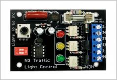 N3 - RYG light controller