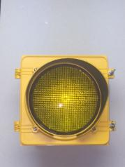 Single 200mm (8in) ITE Poly Signal